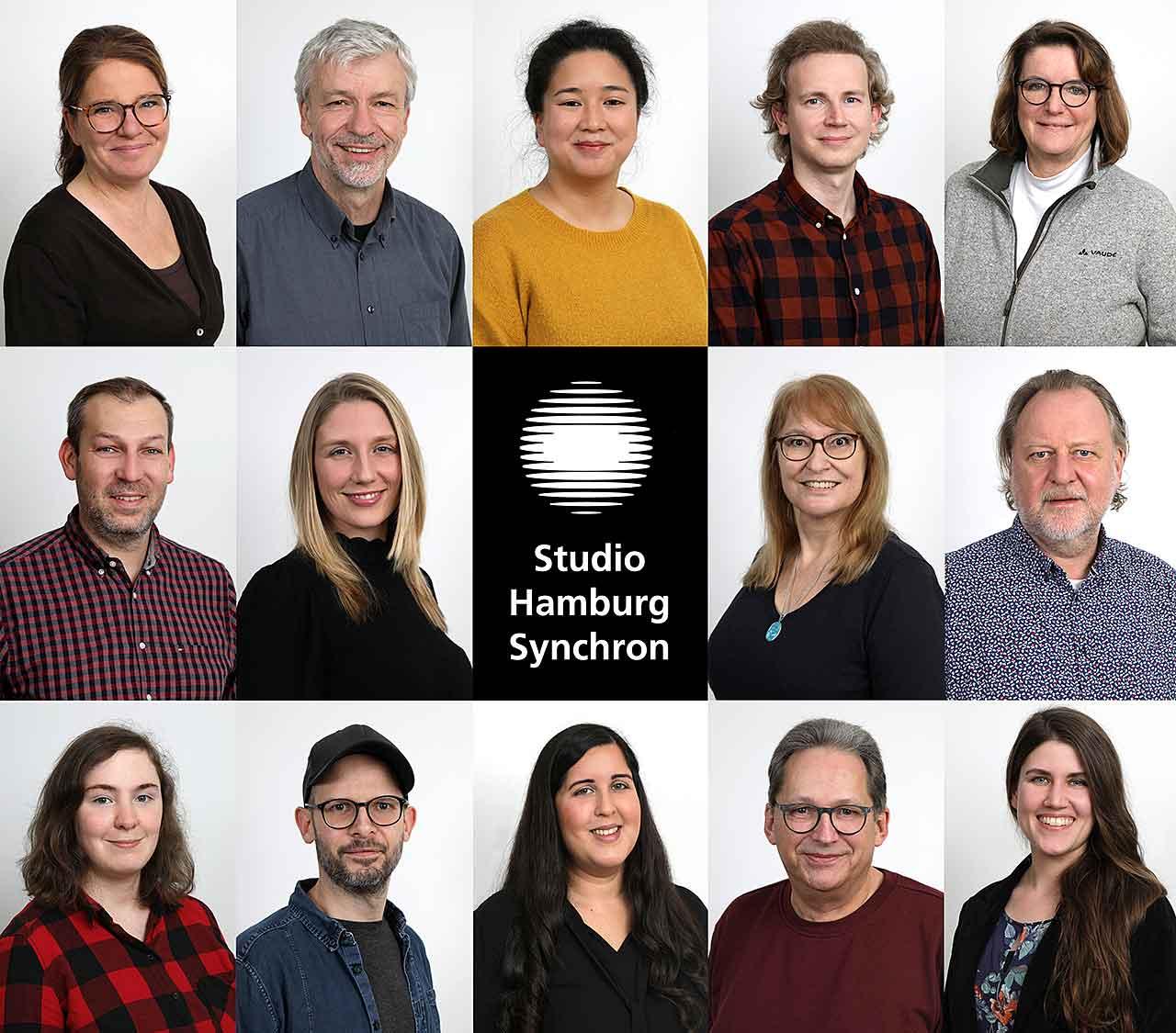 Studio Hamburg Synchron